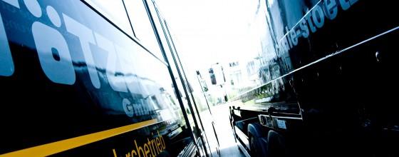 Weiterbildung Bus